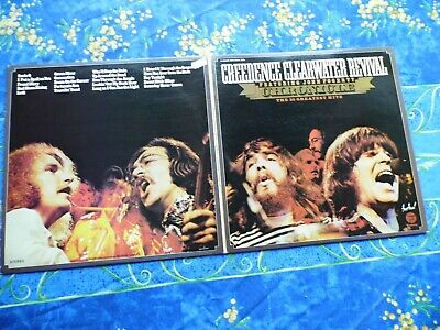 Ccr ♫ Chronicle Mint-   ♫ Rare Dlp  Records ♫
