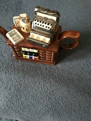 Cardew One Cup Tea Counter teapot