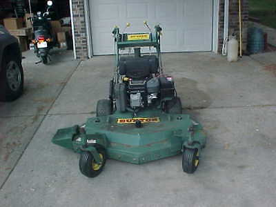 bunton walk behind mower service manual ztr hydro rider 34 50 rh picclick com Bunton Instruction Manual Bunton Instruction Manual