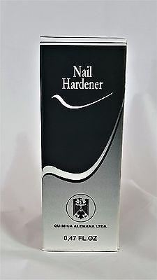 Quimica Alemana Nail Hardener 0.47 oz - Guaranteed Fresh - In Box - Ships Fast!