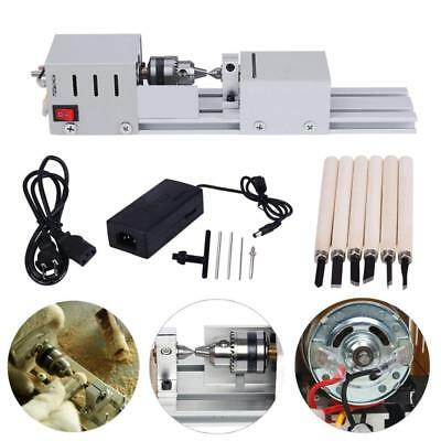 MYSWEETY DC 24 V 80 W Mini Tour Perles Polisseuse Machine CNC Usinage pour...