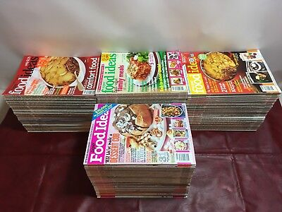206 Super Food Ideas Magazines. Every Single Magazine 1 - 206  Entire Collection