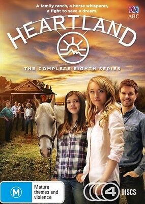 Heartland - Series 8, DVD