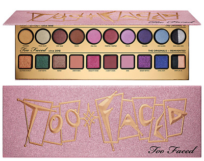 TOO FACED Then & Now Eyeshadow Palette Cheers to 20 Years Collection, 20 Colors