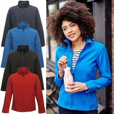 Regatta Womens Print Perfect Water Repellent and Wind Resistant Softshell Jacket
