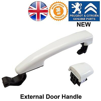 Peugeot 2008 207 208 308 Expert Partner Tepee RCZ External Door Handle New