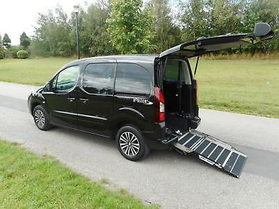2015 15 Peugeot Partner Tepee 1.6 VTi WHEELCHAIR DISABLED ACCESSIBLE VEHICLE WAV