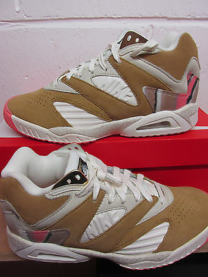 super popular ca2fe 8c988 Nike Air Tech Challenge IV Premium Baskets Montés pour Hommes 852622 201