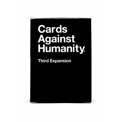 Nuovo Carte Against Humanity: Terza Espansione