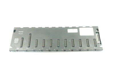Ge Fanuc IC693CHS391E 10-slot Expansion Base Chassis Rack