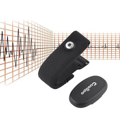 Bluetooth 4.0 wireless Heart Rate Monitor For iPhone 4s 5 Strava Endomon ES