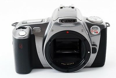 Exc Canon Eos Kiss Digital N Black With Lens From Japan 0410217845