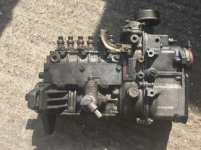 MERCEDES OM 603 diesel injection pump super turbo OM 606