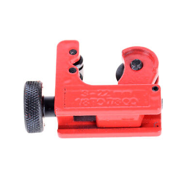 ExcellentMini Tube Cutter Cutting Tool For Coppers Brass Aluminium Plastic Pipes