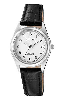 Citizen Eco-Drive Stainless Steel Ladies Watch Radio Controlled Solar Watch