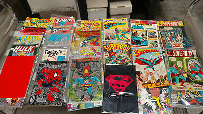 20 Random Comic Book Grab Bag Special Lot Golden Age to Modern