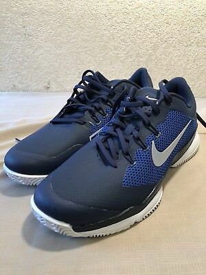 finest selection 3e864 dbe90 Nike Air Zoom Ultra Tennis Shoes Mens Size 10.5 Blue 845007-440 Free  Shipping