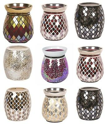 Aromatize & Other Mosaic Electric Wax Melt/Oil  Burners - EX-DISPLAY UNBOXED