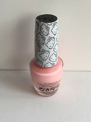 Vernis OPI Hello Kitty Small + Cute neuf