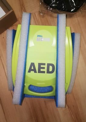 Zoll AED Plus, CPR-D-padz (2023, Manual, FREE Warranty (From Zoll), BRAND NEW