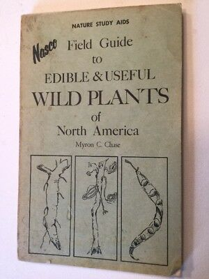 Nasco Field Guide To Edible And Useful Plants North America Foraging Hiking Camp
