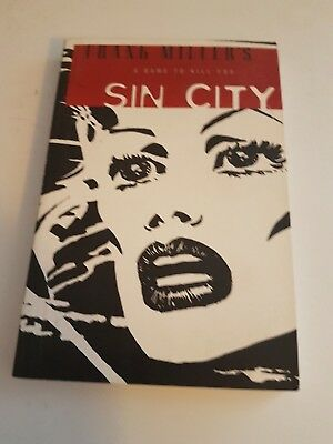 Frank Miller's Sin City Volume 2: A Dame To Kill For by Frank Miller