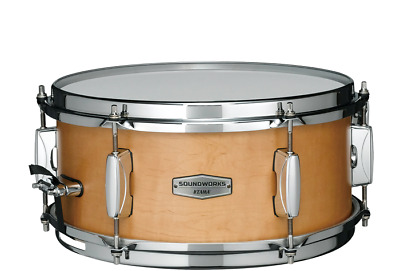 """Tama DMP1255 Soundworks 12x5.5"""" Snare Drum - Maple Shell"""
