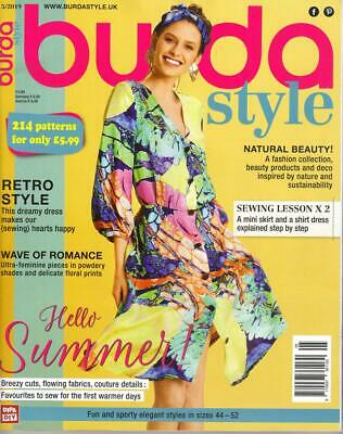 Burda Style Magazine October Issue 10 2018 - 44 Patterns and Variations