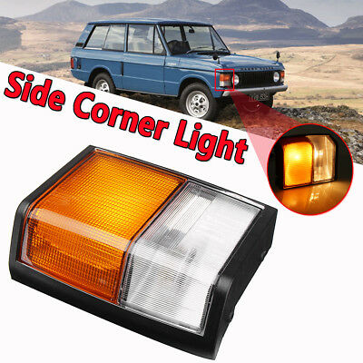 For Range Rover Classic Front Right Complete Indicator Light Lamp Assembly