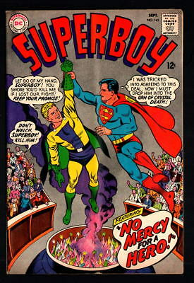 Superboy #141 Vf Dc Silver Age Comic (1967)