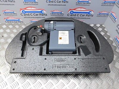 Bmw 3 Series E46 Convertible Boot Foam Air Pump Storage Box Tray 7894052
