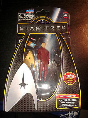 Actionfigur STAR TREK Cadet McCoy Playmates Toy 2009 mit OVP