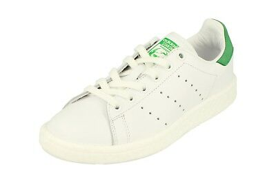 finest selection 25c93 61a0a ... Adidas Originals Stan Smith Boost Mens Running Trainers Sneakers BB0008  really comfortable 92fe1 e86cb ...