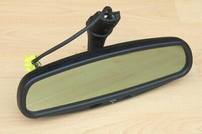 ELECTROCHROMATIC REAR VIEW MIRROR - Jaguar XK8 XJ8 XKR XJR X308 1997-2000