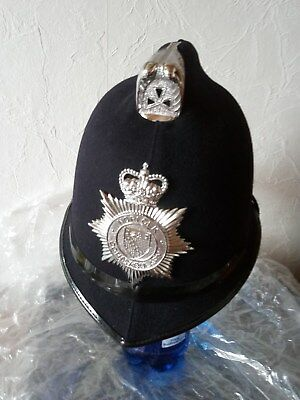 Original englischer Bobby-Helm Norfolk Constabulary