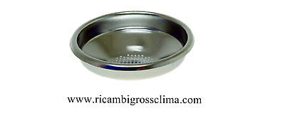 "FILTRO CIMBALI 1 TAZZA ""THE SINGLE"" 7,5 gr H20,5"