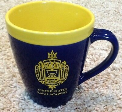 United States Naval Academy Themed Ceramic Coffee Mug
