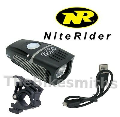 Niterider Lumina Micro 850 Lumens Bike LED Head Light USB Brighter&Smallr vs 750