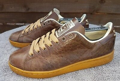 the best attitude d450c dfe3b Adidas Stan Smith 1 Lux ChocolateLegacyRARE 562364 UK8 Collector Edition  0606