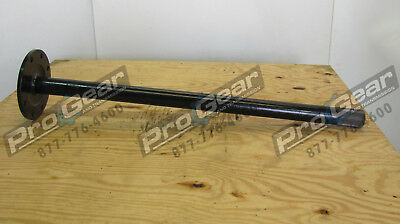 TRUCK AXLE SHAFT Rockwell Meritor 3202S9483  1238 Foot 41 Spline