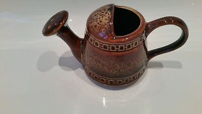 Vintage FOSTER Pottery Decorative Water Can