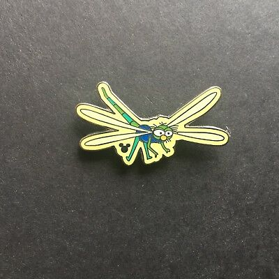 WDW - Hidden Mickey 2007 Series 2 - The Rescuer's Evinrude - Disney Pin 57932