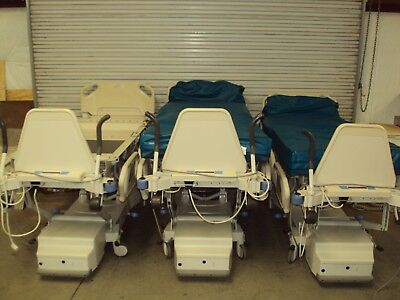 LOT 3) Hill-Rom TotalCare P1900 Hill Rom Total Care Hospital Bed with Scale