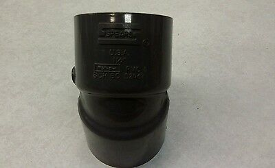 """Spears 1 1/2"""" 45 Degree Elbow PVC SCH 80 Free Shipping"""