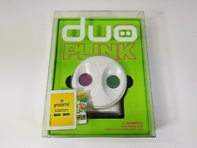 Duo Plink for iPad Interactive Gaming Accessory Family Fun Instructions NEW
