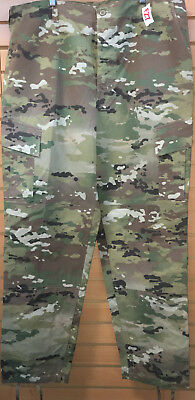 Us Army Ocp Scorpion R/s Insect Repellent Combat Pant X-Large Long Used (4_F27)