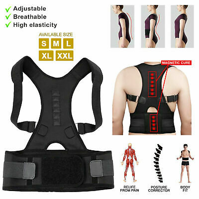 Flex Pro Posture-Corrective Therapy Back Brace for Men & Women T New Keep Body