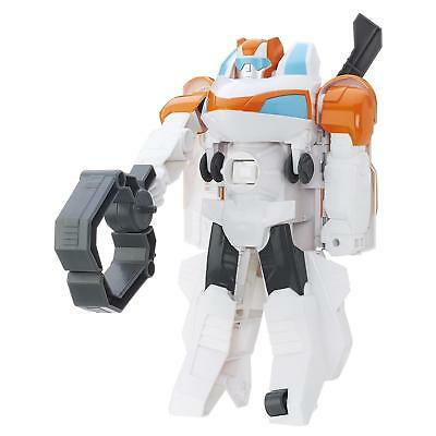 NEW Playskool Transfomers Rescue Bots: Copter Crane Blades Robot Claw Hasbro Toy