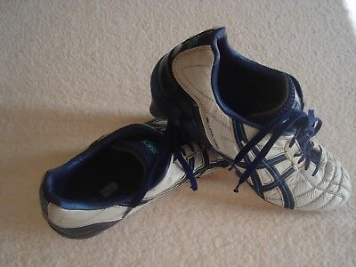 Asics Gel-Lethal Tigreors Football Boots  US11.5  Cm29  Eu46  AFL, Soccer, Rugby