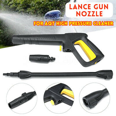 12MPa High Pressure Clean Washer Spray Lance Gun Variable Nozzle For Bosch AQT